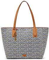 Fossil Emma Printed Tote
