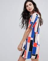 Vero Moda Printed Shift Dress