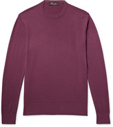Loro Piana - Slim-fit Baby Cashmere Sweater