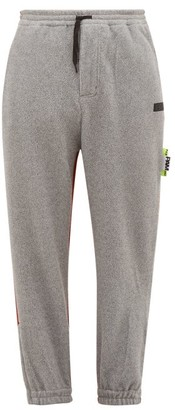 PAM Bi-colour Fleece Track Pants - Mens - Grey Multi