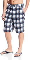 Kanu Surf Men's Submerge Stretch Hybrid Boardshort