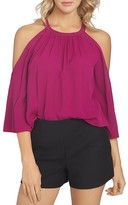 1 STATE 1.STATE Cold Shoulder Top