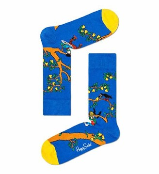 Happy Socks Unisex Socks Pippi Lemonade Tree Size UK 3-6 EUR 36-40