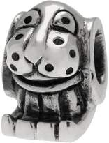 Individuality Beads Sterling Silver Dog Bead