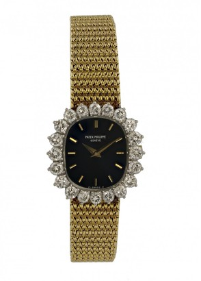 Patek Philippe Ellipse Other Yellow gold Watches