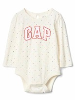 Gap Logo long sleeve bodysuit