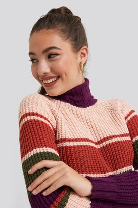 Trendyol Color Blocked Sweater