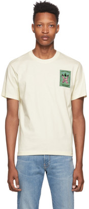 Carne Bollente Off-White Entangled Sisters T-Shirt