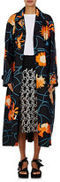Dries Van Noten Women's Rankin Polished Twill Coat