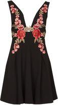 Izabel London Floral Flare Dress