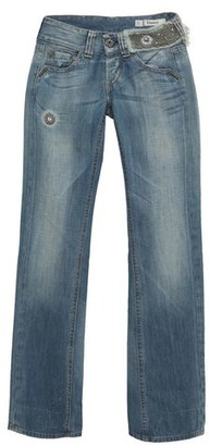 We Are Replay Denim trousers