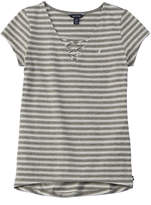 Nautica Girls' Striped T-Shirt