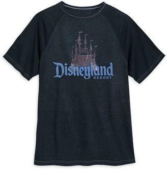 Disney Disneyland Logo T-Shirt for Adults Briar Rose Gold