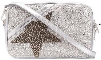 Golden Goose crystal embellished Star crossbody bag
