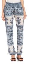 Calypso St. Barth Ramyan Printed Pants