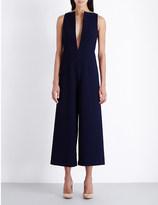 SOLACE London Kote sleeveless crepe jumpsuit