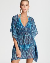 Echo Tribal Diamond Silky Butterfly Cover Up