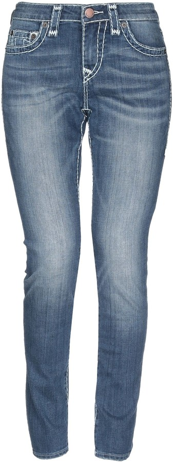 True Religion Denim pants - Item 42731691XF