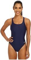 Speedo Solid Lycra Superpro Women's Swimsuits One Piece