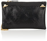 The Row Women's Party Time 7 Python Chain Bag-BLACK
