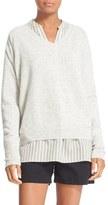 Vince Cashmere & Linen Sweater