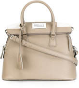 Maison Margiela small '5AC' tote - women - Cotton/Leather - One Size