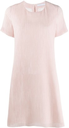 Harris Wharf London ribbed T-shirt dress