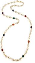 Ben-Amun Ben Amun Multicolor Long Beaded Necklace