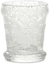 Oscar de la Renta Heart Etched Glass