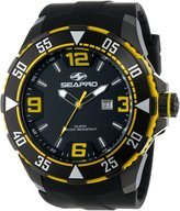 Seapro Men's SP1114 Diver Analog Watch