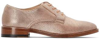 Clarks Ellis Scarlett Leather Brogues