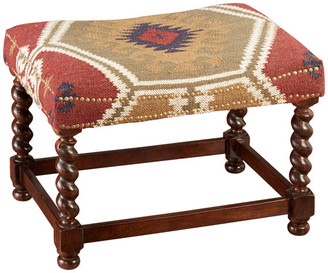 Orchard Creek Designs Upholstered Foot Stool