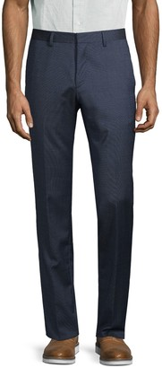 HUGO Textured Wool Pants