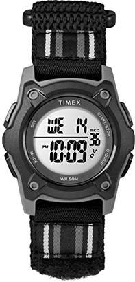 Timex Kids TW7C26400 Time Machines Digital 35mm Double-Layered Fast Wrap Watch