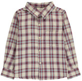 Simple Boy Checked Shirt