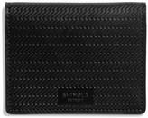 Shinola Men's Id Card Wallet - Black