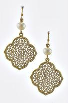 Pure Pearl Moroccan Earrings