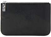 Kenzo Icons Pouch in Black.