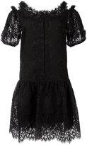 Ermanno Scervino mini lace dress