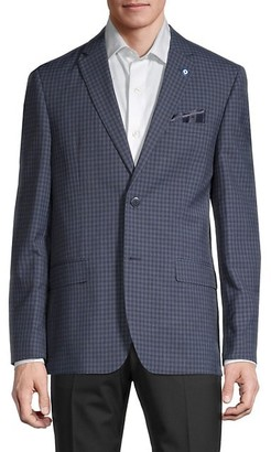 Ben Sherman Checker Jacket