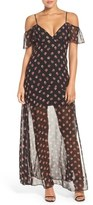 Needle & Thread Prairie Maxi Dress