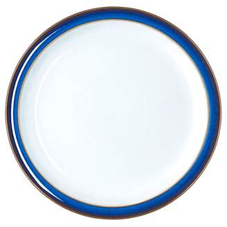 Denby Imperial Blue Small Plate, Dia.17.5cm