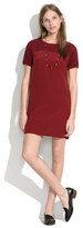 Madewell Silk Meshknot Dress