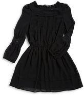 Ella Moss Girls 7-16 Chiffon Lace Dress