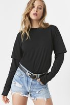 BDG Cole Double Layer Tee