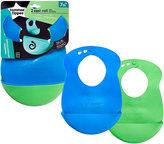 Tommee Tippee Easi-Roll 2-Pack Bibs
