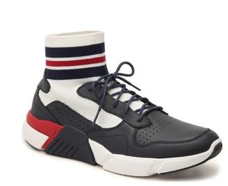 Mark Nason Block Varsity High-Top Sneaker