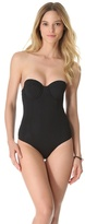 L-Space Corset One Piece Swimsuit