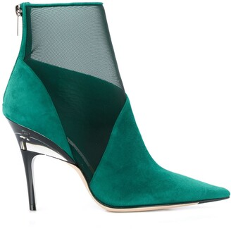 Jimmy Choo Sioux 100mm boots