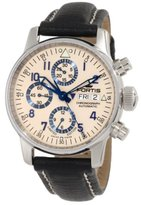 Fortis Men's 597.20.92 L.01 Flieger Chronograph Automatic Day and Date Limited Edition Watch